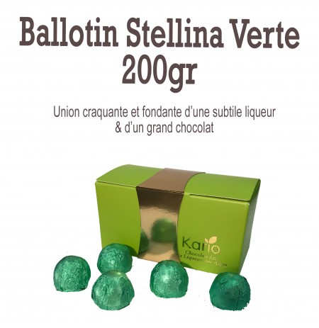 Stellinettes vertes 200g
