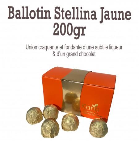 Stellinettes jaune 200g