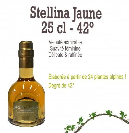 Liqueur Stellina Jaune 25 cl