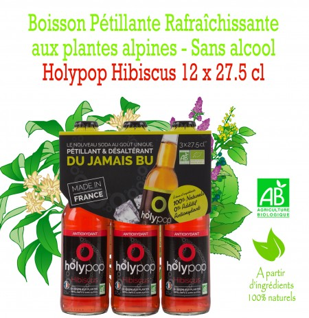 HOLYPOP HIBISCUS X12