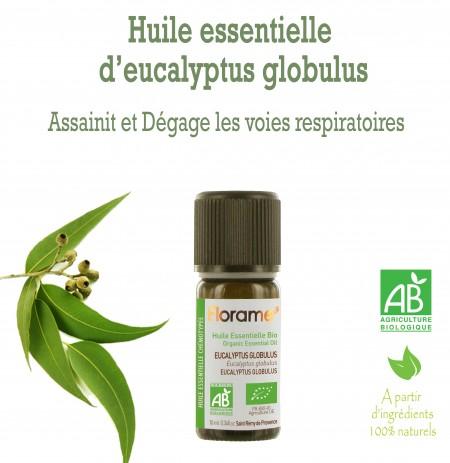 Huile essentielle Eucalyptus Globulus 10ml