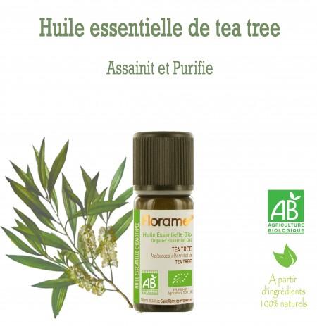 Huile essentielle de Tea tree 10ml