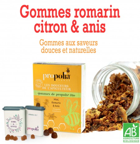 GOMMES ROMARIN CITRON ANIS