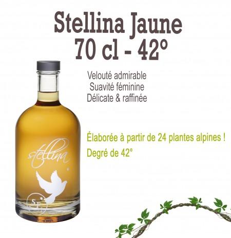 Stellina jaune 70