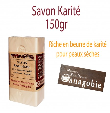 Savon karite
