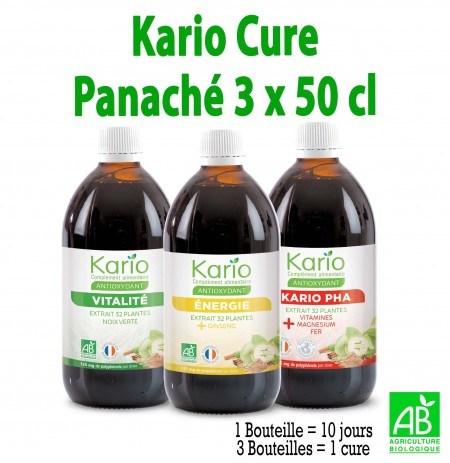 CURE KARIO PANACHE