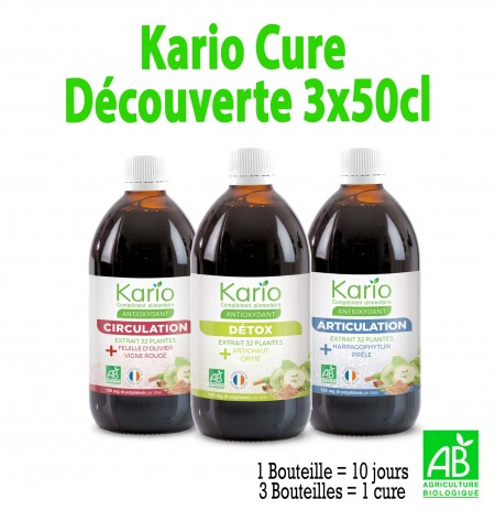 CURE KARIO DECOUVERTE