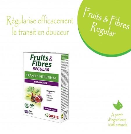 Fruits & Fibres Transit Regular