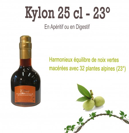 Élixir Kylon 23° 25 cl